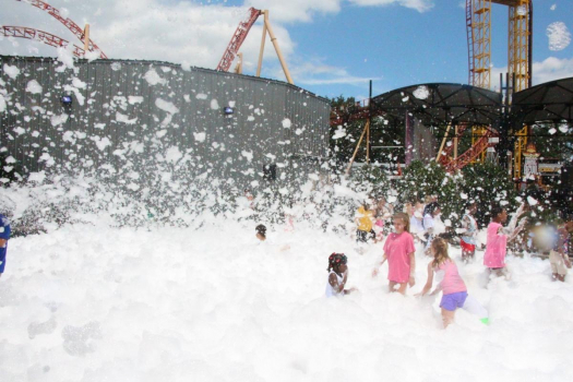 gallery/foam party